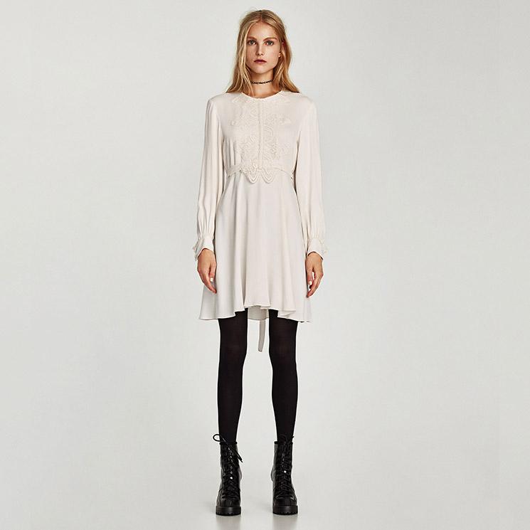 6b64b64c7742 La colección de Zara que recupera el blanco y el negro como básicos ...