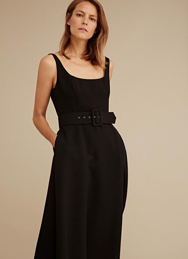 Querr s un vestido con corte evas cuando veas la nueva for Adolfo dominguez y purificacion garcia