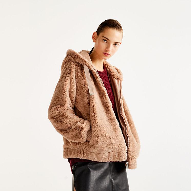 Pull bear abrigos