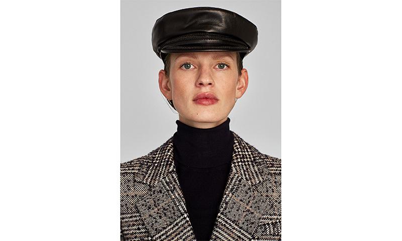 Un  look  de 10 con las gorras y sombreros de Zara - Foto ff6d149a129