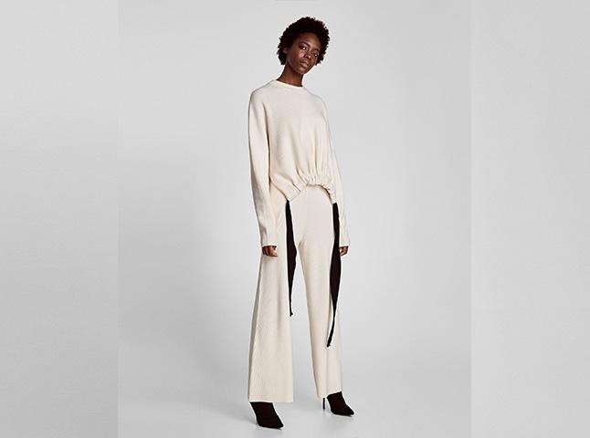 ¿Qué marca hará que vuelvas a amar los pantalones anchos?