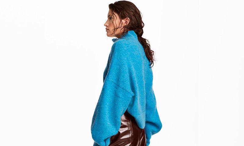 Así son los jerséis de H&M que no querrás quitarte este otoño