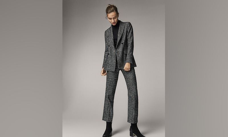 Trajes de Massimo Dutti: El estilo masculino es tendencia este otoño