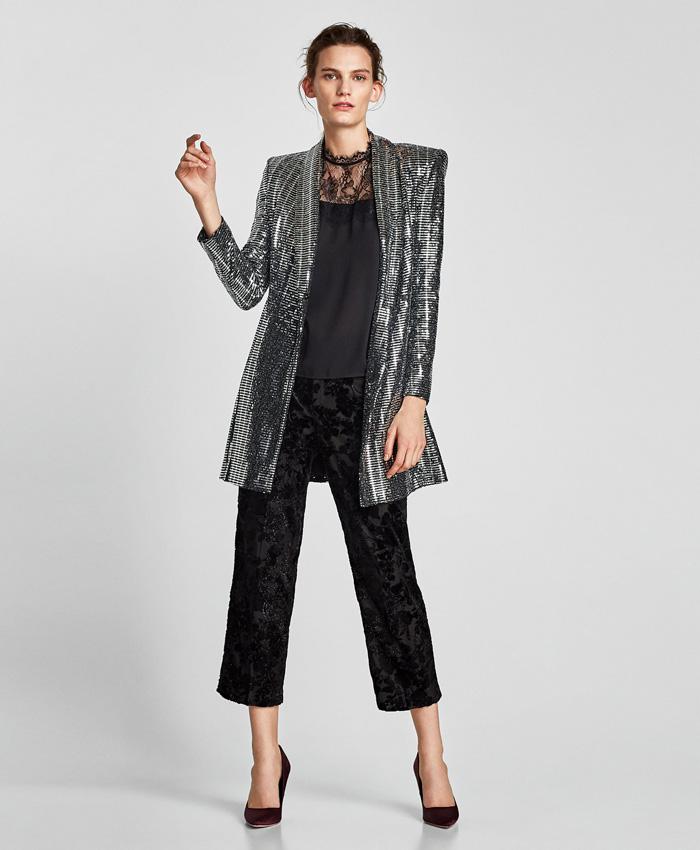 d128621522 Diez  total looks  de Zara para triunfar en tu fiesta de empresa - Foto