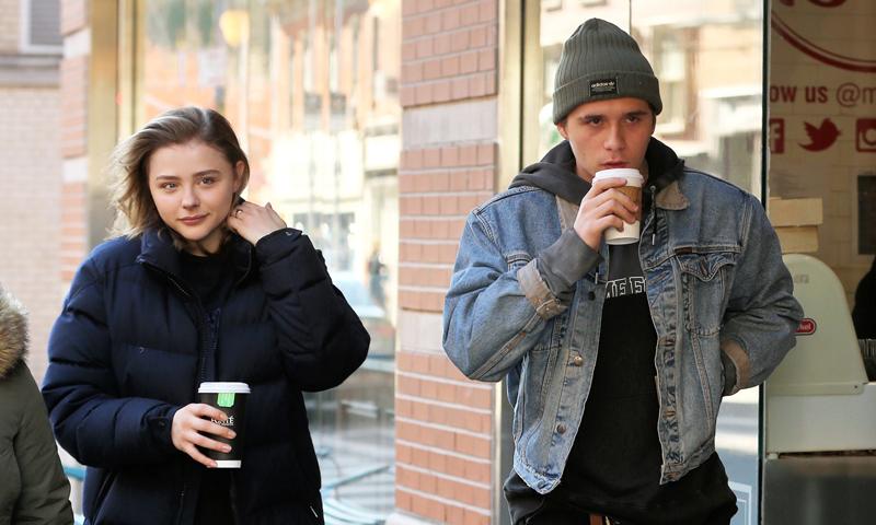 Los anillos de Brooklyn Beckham y Chloë Moretz y otras formas 2.0 de decir te quiero