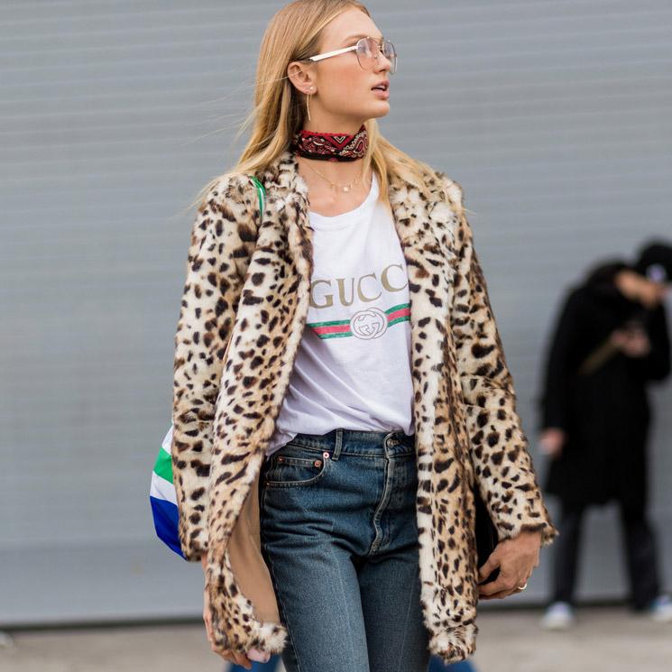 novísimo selección En liquidación precio moderado Confirmado, el de leopardo es el abrigo que toda ...