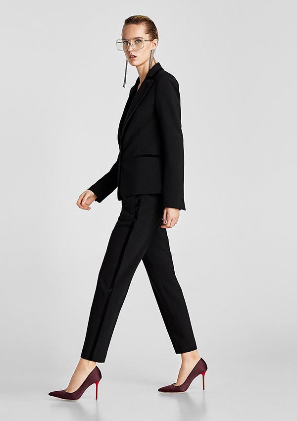 Zara conseguirá que vuelvas a querer un traje de chaqueta y pantalón - Foto 8132414990c