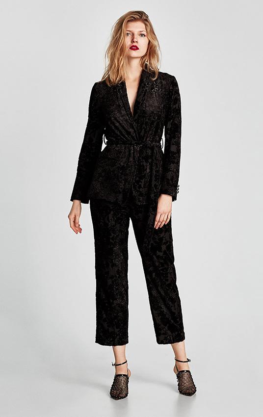 Zara Conseguira Que Vuelvas A Querer Un Traje De Chaqueta Y Pantalon Foto 1