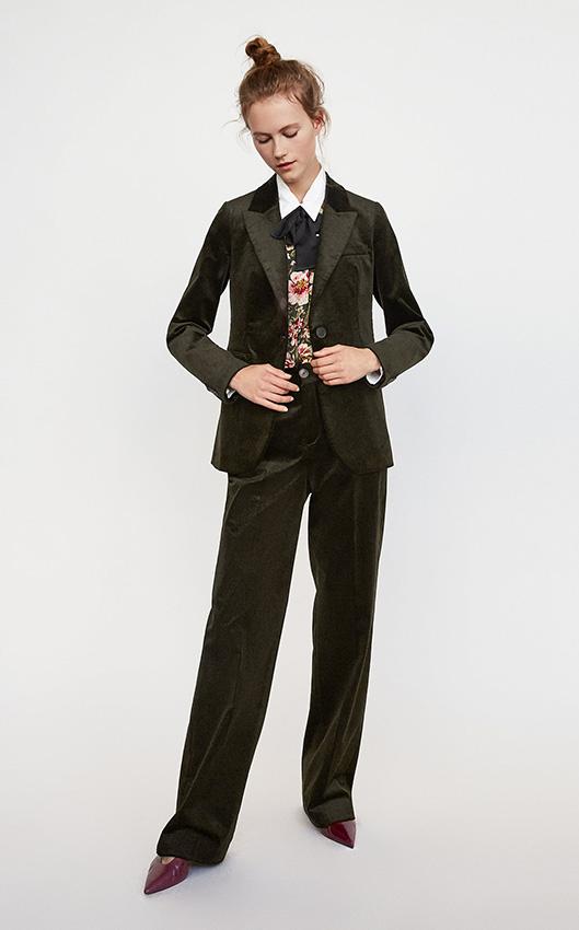 Chaqueta Zara Un Pantalón Querer Que A De Conseguirá Vuelvas Y Traje rSw8qrX
