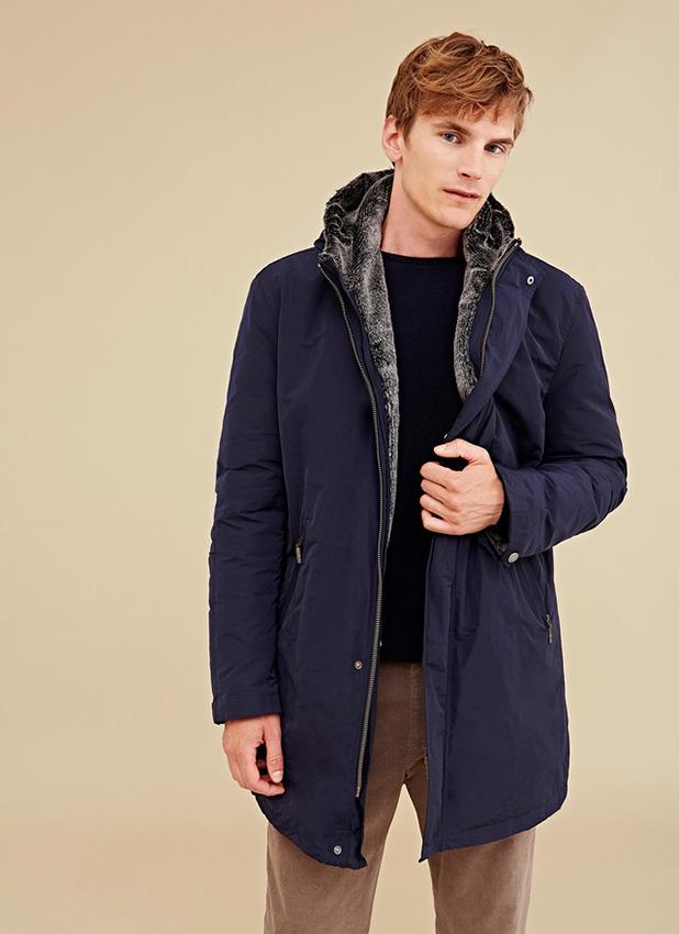 Prendas de abrigo para l estilo cl sico atemporal para for Abrigos adolfo dominguez outlet