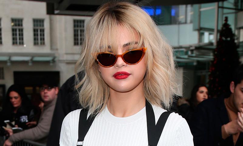 Encontramos el accesorio del que Selena Gomez no se separa desde su cambio de 'look'