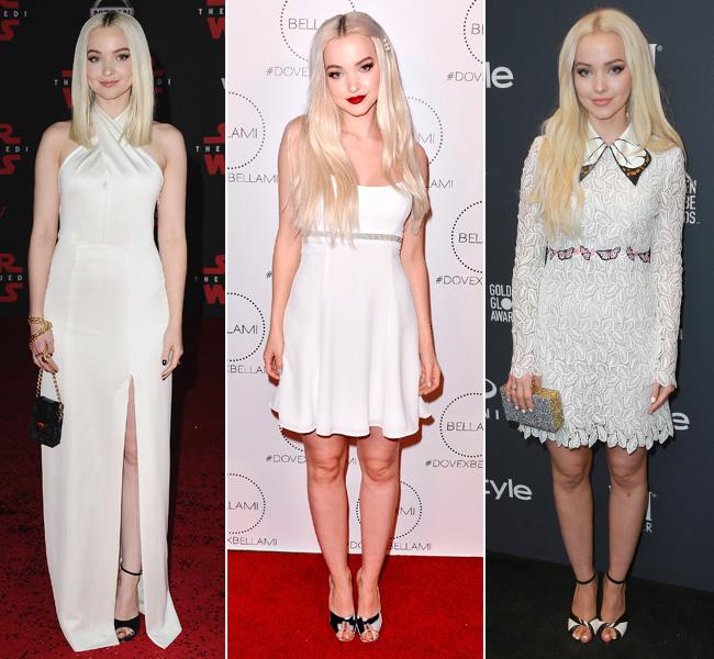 Colores de vestidos para blancas