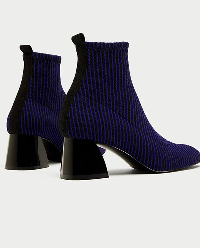elige mejor muy agradable comprar auténtico Zara: los zapatos (en rebajas) para arrancar 2018 pisando ...