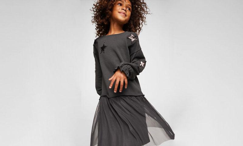 calidad de marca verse bien zapatos venta bebé Vestidos de Mango para niñas: Princesas y guerreras - Foto