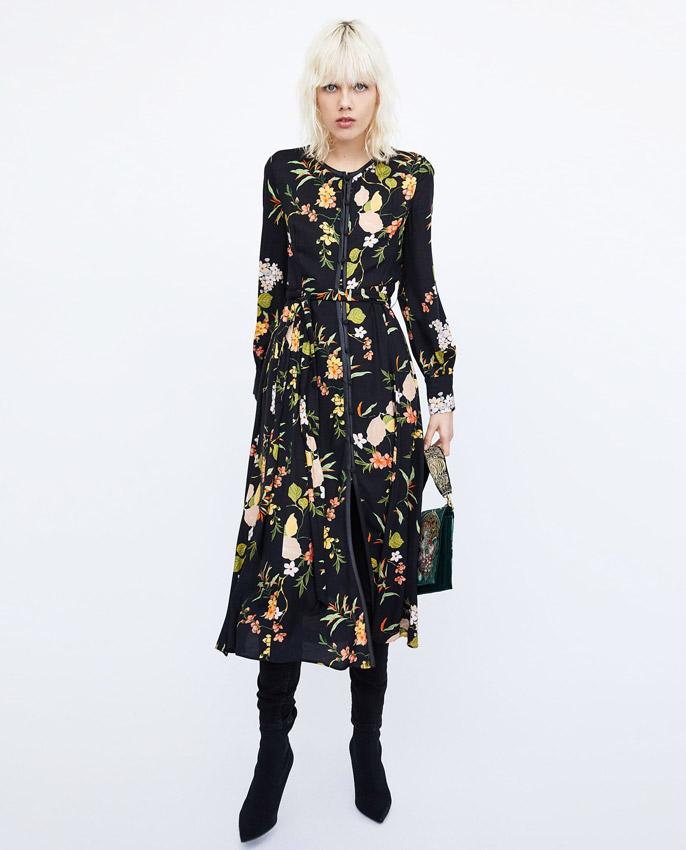 3d95e2f62 Estos 10 vestidos de Zara pueden  salvar  tu próximo evento (y la ...