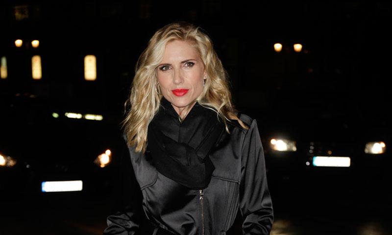Judit Mascó y el #tbt que demuestra que su belleza no conoce edad