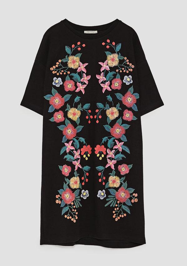 b65ff5e63 Diez vestidos de Zara (por menos de 10 euros) que comprar hoy y ...