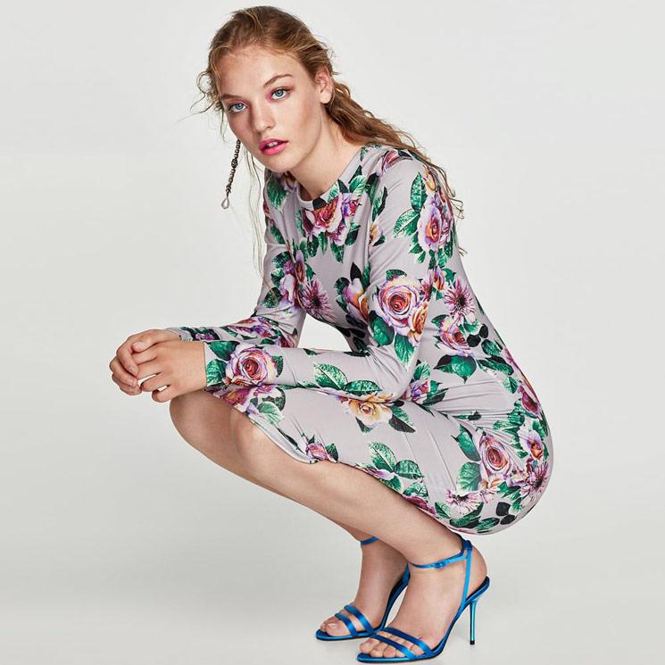 Diez vestidos de Zara (por menos de 10 euros) que comprar