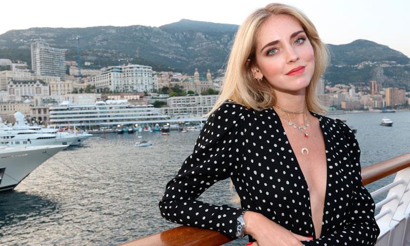 Chiara Ferragni sorprende a sus seguidores con un 'look' premamá increíble