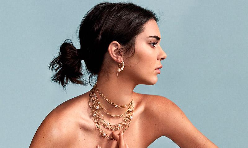 Quince joyas inspiradas en Kendall Jenner que son puro amor