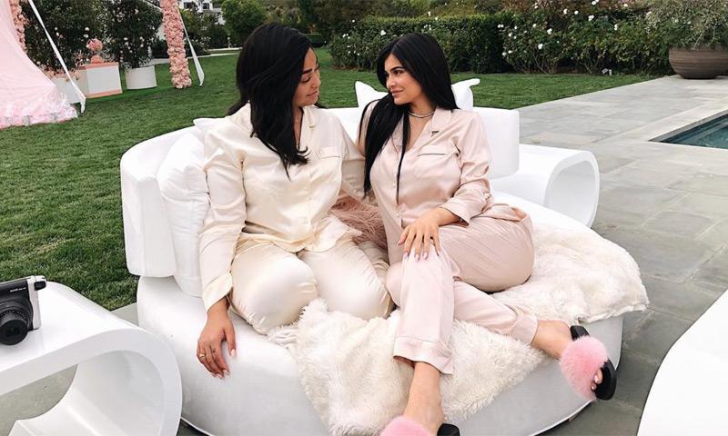 Shopping: El vídeo del bebé de Kylie nos descubre su armario premamá