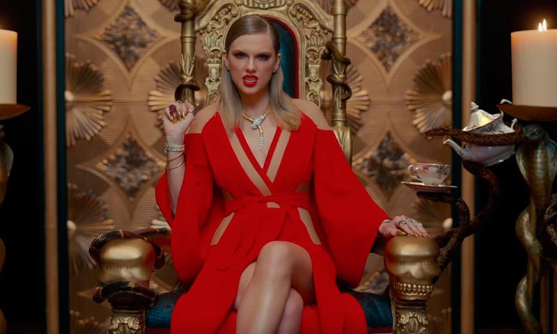 Taylor Swift, Lady Gaga y el anillo de la… ¿concordia?