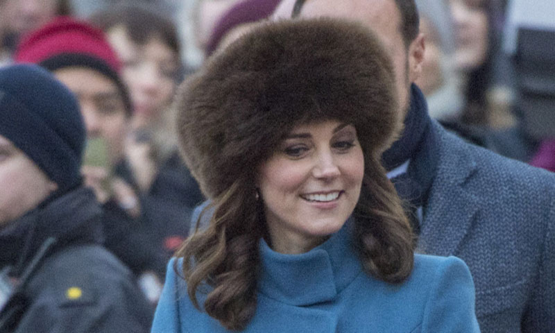 ¿Es este el color favorito de Kate Middleton?