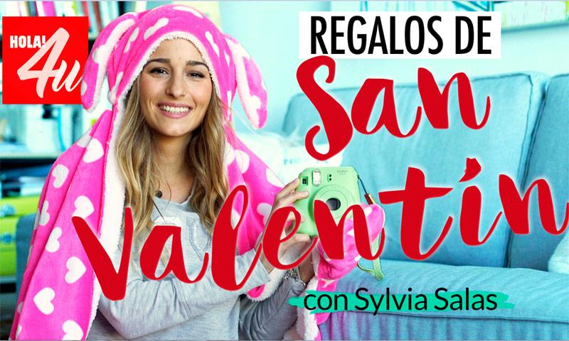 En HOLA!4u, 20 ideas de regalos de San Valentín diferentes con Sylvia Salas