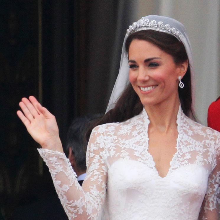 4c8f88e28 El vestido de novia de la Duquesa de Cambridge tiene su versión  low cost