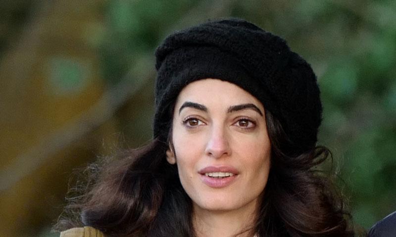 Amal Clooney y sus inspiradores looks 'working'