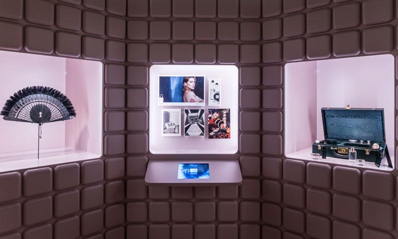 9c67e21fe ... y Eugenia Silva entre los invitados que no quisieron perderse la  inauguración de 'Time Capsule', la muestra que recorre el universo de Louis  Vuitton