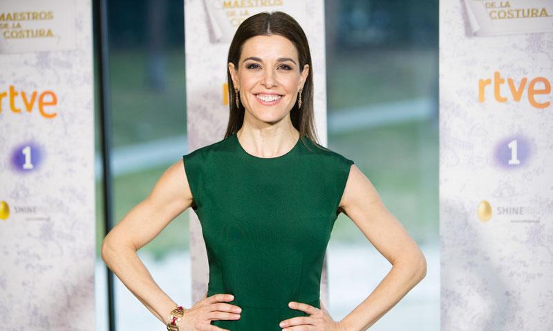 Los looks de Raquel Sánchez Silva triunfan en la gran final de 'Maestros de la costura'