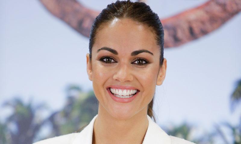 Lara Álvarez se viste por primera vez de su firma para un directo de 'Supervivientes'