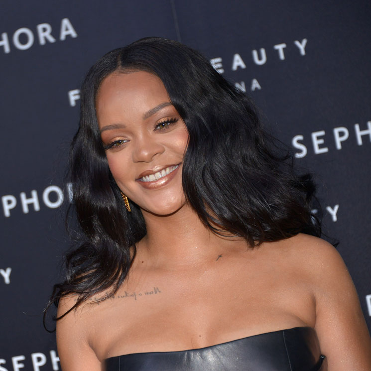 29b9380db8 Rihanna va un pasó más allá con su nueva firma de lencería