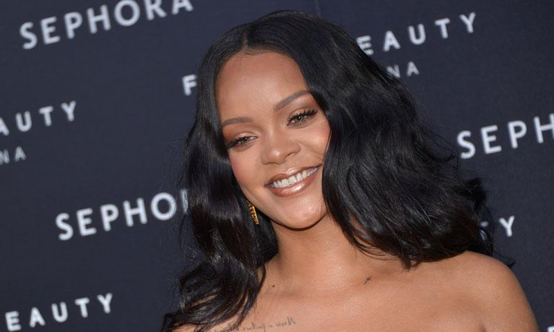 Rihanna va un pasó más allá con su nueva firma de lencería