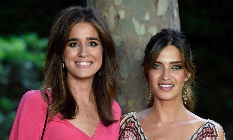 Isabel Jiménez habla del 'fenómeno' del vestido de lunares de Sara Carbonero