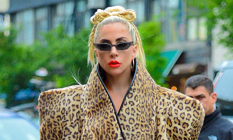 Lady Gaga saca su lado más 'salvaje' en Nueva York