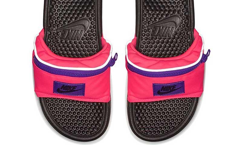 Las chanclas 'más locas' del verano las ha diseñado Nike