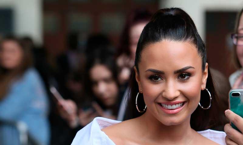 El detalle más presumido de Demi Lovato