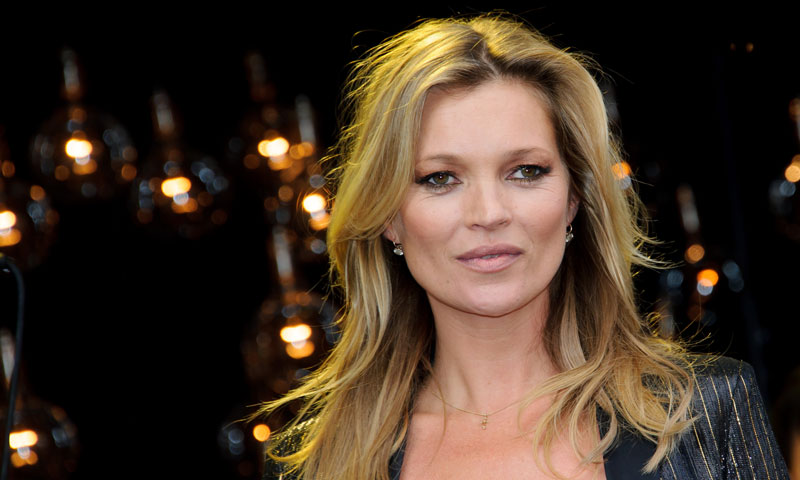El espectacular regreso de Kate Moss