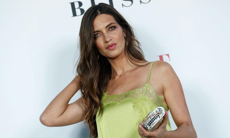 Sara Carbonero continúa triunfando con la moda española