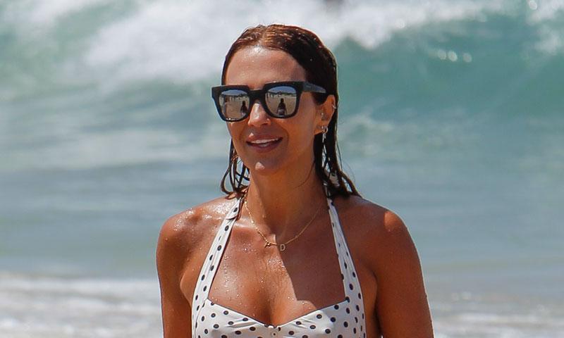 La maleta de playa de Paula Echevarría: sus últimos bikinis