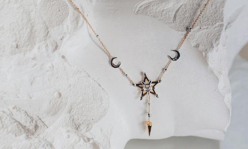 Elia, la superheroína de Suarez que inspira una colección de joyas llena de magia