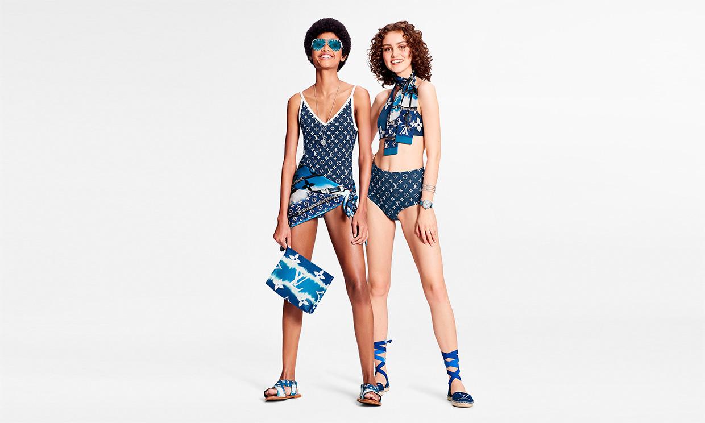 Consigue la maleta perfecta de verano con los trajes de baño y accesorios de Louis Vuitton