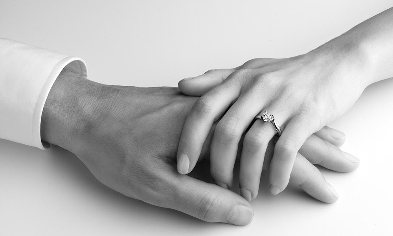 Radiografía de la joya perfecta: con diamantes en forma corazón y estética romántica