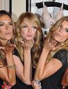Los ángeles de Victoria's Secret arrasan en Nueva York