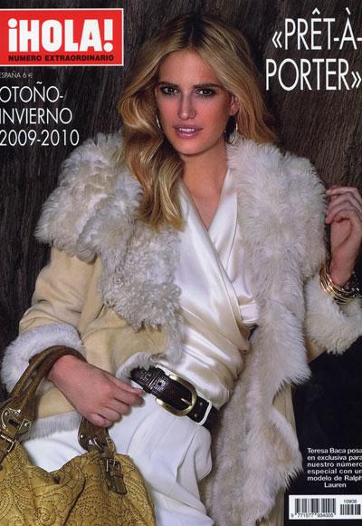Teresa Baca nos presenta la moda 'prêt-à-porter' para este otoño-invierno
