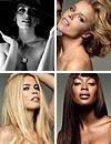 Las 'tops' de los noventa 'desnudan' su lado más sensual