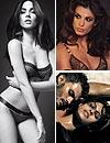 Megan Fox, Eva Mendes y Elisabetta Canalis, las más sensuales de esta primavera