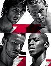 Calvin Klein 'desnuda' a dos famosos deportistas y a dos actores 'de miedo'